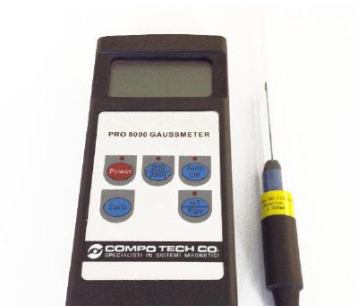 Compo Tech Co. Calamite e Magneti Permanenti Industriali: Rilevazione Magnetica