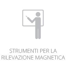Strumenti per la rilevazione magnetica