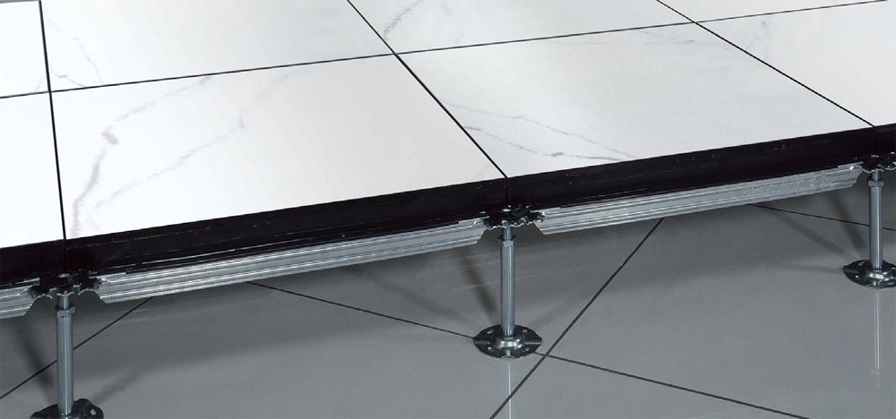 Magnetic self-lying for raised floors. MagPro patent. - magneti ...