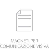 Magneti per comunicazione visiva