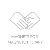 Magnets for magnetotherapy
