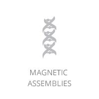 Magnetic assemblies