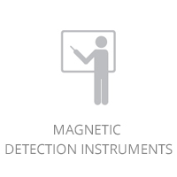 Magnetic detection instruments