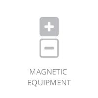 Attrezzature magnetiche